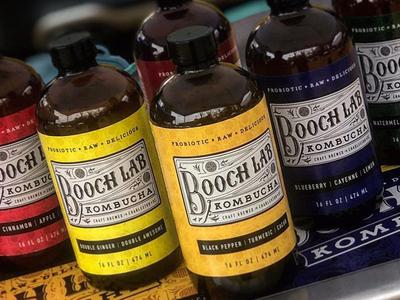 Booch Lab Bottles