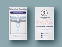 Doctor's Visiting Card