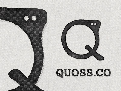 Quoss.co logo v01 shot