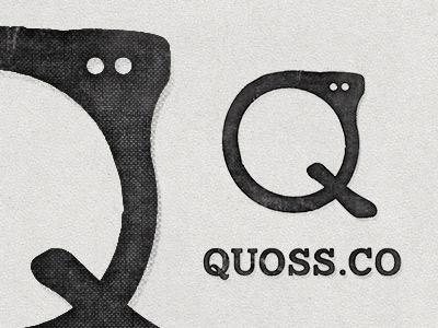 quoss.co logo  quoss quoss.co logo id texture