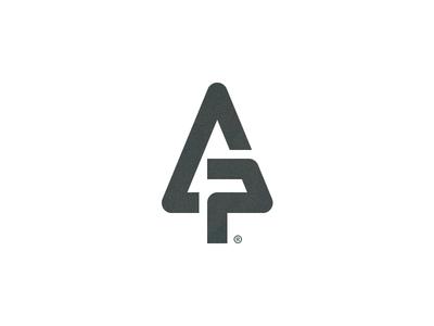 GP + Tree Monogram Logo