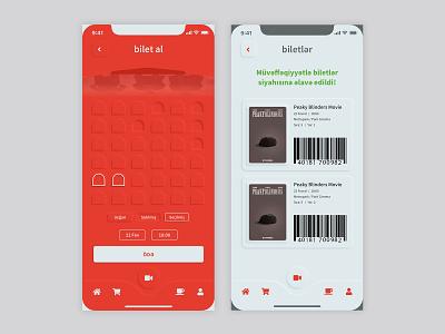 Metropark Mobile Application 2020 trend trend neumorphism neumorphic soft ui cinema display movie ticket tickets movie app cinema app uxui uxdesign ux uidesign uiux ui application mobile app mobile ui