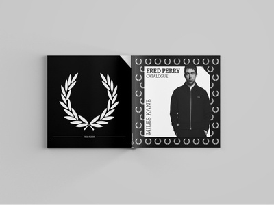 Fred Perry Catalogue