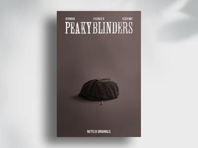 Peaky Blinders concept movie poster N1