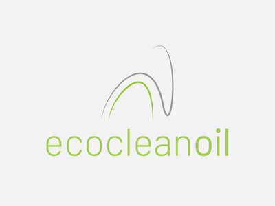 'ecocleanoil' logo