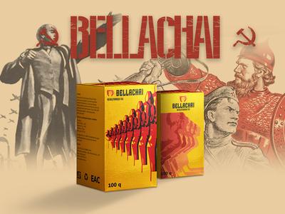 """Bellachai"" | Soviets tea brand"