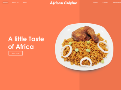 African Cuisne