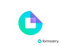 Formcarry Logo Exploration 03