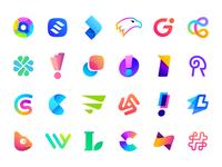 New Logo Collection (#7) logos, mark, design