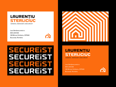 SecureIst Brand Identity for Security Device tshirt art facebook cover car vehicle wrap pattern business cards print contact software hardware enter open security system barrier device poster wall design graphic house houses home warmth type typography text custom branding brand identity logo mark symbol icon