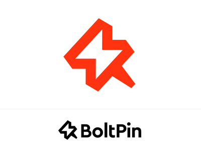 Thunder / Bolt / Pin Logo Exploration (Unused for Sale) publishing solid type typography social media app mobile reminder memo idea save needle pin electrician watts high voltage electric electricity fast strike lightning light for sale unused buy branding brand identity logo mark symbol icon