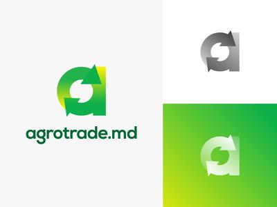 Agrotrade Logo Design (Option 1)