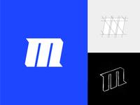 Letter M Exploration Concept 01