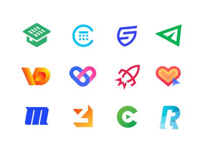 New Logo Collection 2017 — 2018 (#4) logos, mark, design