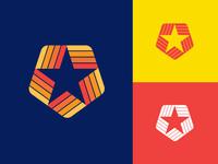 Pentastar Logo Exploration