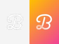 DB Monogram Design 2