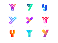 Letter Y Exploration — All Concepts