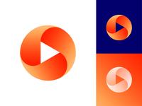 Play Logo Design Exploration