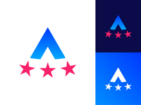A For America Logo Design Exploration