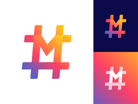 Metahash Logo Design Proposal for new Crypto Currency