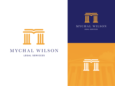 Legal Services Logo Design Proposal