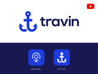 Travin Logo Update