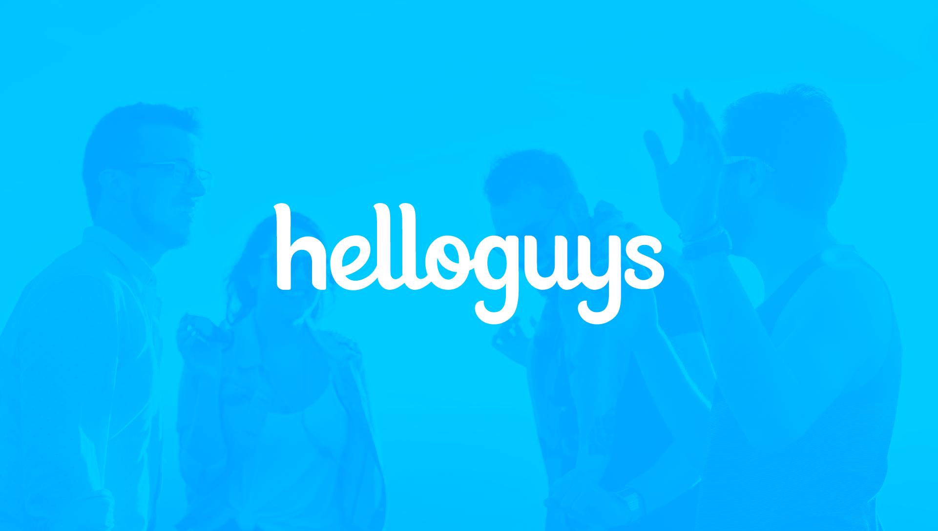 Helloguys logo vector 10