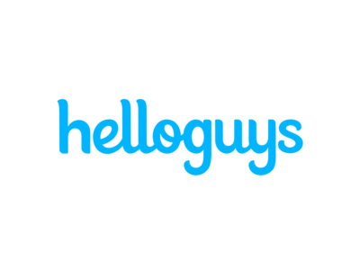 Helloguys Approved Logo Design