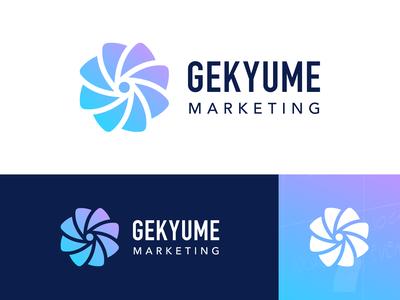 Gekyume Marketing Approved Logo Design