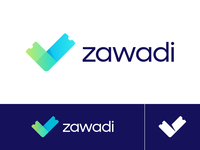 Zawadi Approved Logo Design for Ticketing Platform