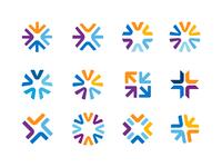 Financial Organization Logo Explorations