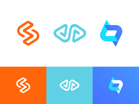 Softwhere Logo Design Proposals