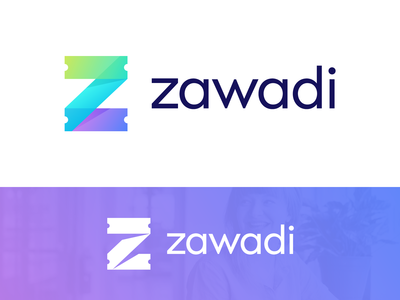 Zawadi Option 2 Logo Variations