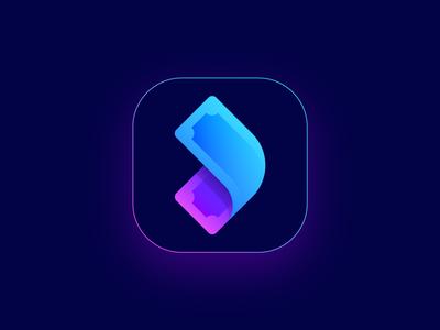 Logo Proposal Option 3 for Cash Out Mobile App