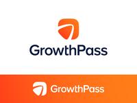 GrowthPass Logo Proposal Option 1