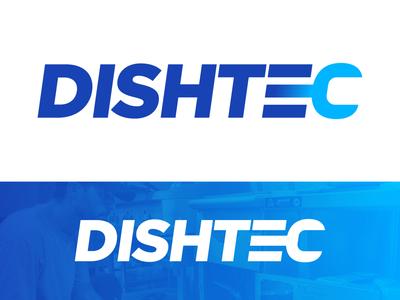 Dishtec Approved Logo Design