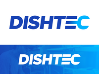 Dishtec Approved Logo Design