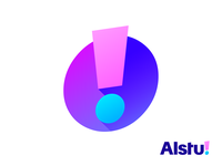 Alstu! Logo Proposal for Dutch Reviews Website