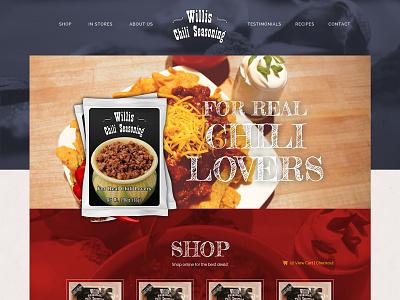Willis Chili Seasoning seasoning chili food