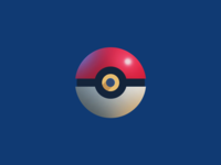 Poké Ball - 3D Version