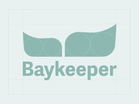 Baykeeper Logo Design