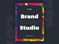 Brand Studio Poster