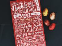 Easter Handlettering