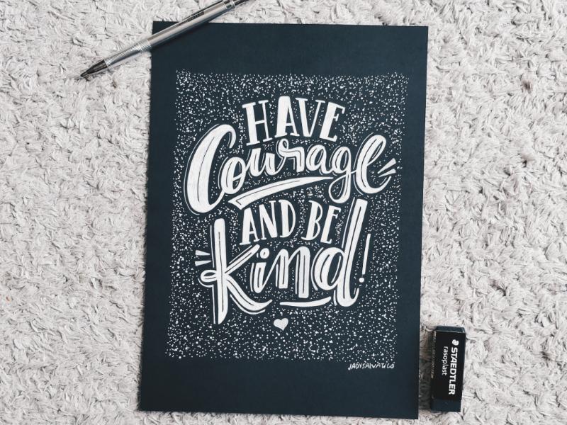 🖤 typography art handlettering handmade lettering