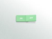Flat Switch - Free PSD