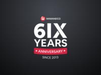 Wawandco 6th Anniversary