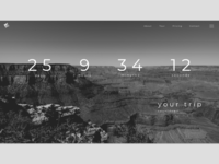 Daily UI 014 Countdown Timer 1