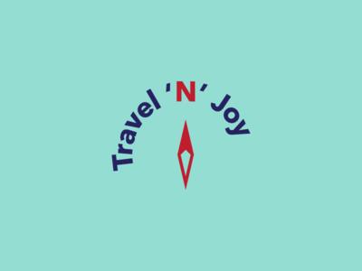 T'N'J north compass tourism logo travel