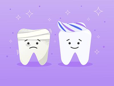 teeth web vector illustration adobe illustrator medical clean healthy health tooth teeth