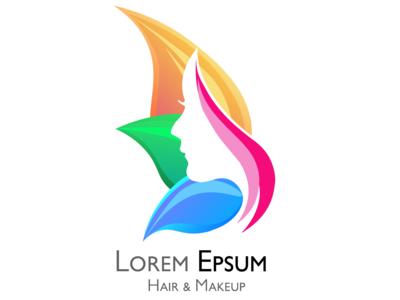 Logo Design- Hair & Make up